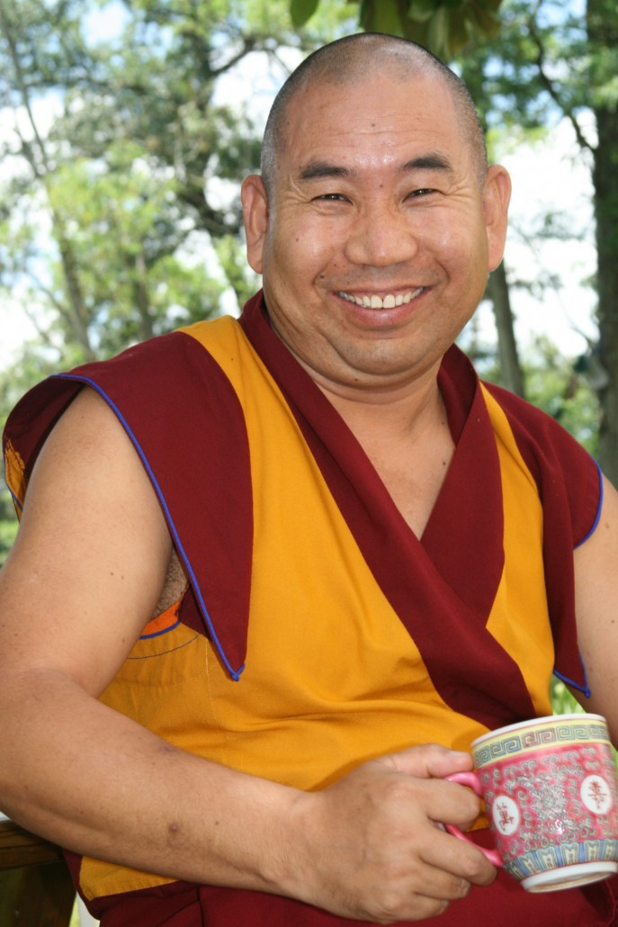 Geshe Jamphel - July'10 (3)