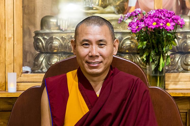 Geshe Rinchen